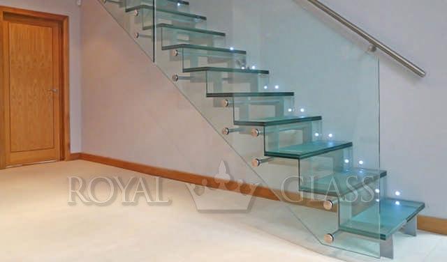 Schody Szklane Royal Glass
